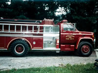 Stecoah Township Fire Truck